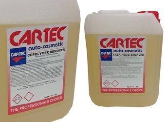 CARTEC COPOLYMER REMOVER 5L usuwanie zmywanie wosku z lakieru wosków polimerowych