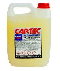 Cartec Textile Cleaner 5L Czyszczenie Pranie Tapicerki