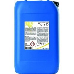 Cid Lines TRANS D 26kg usuwa zabrudzenia smarach mycie silnika podłóg warsztatu stacji paliw