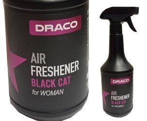 DRACO Air Freshener Black Cat Odświeżacz Powietrza 750ml