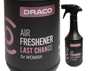 DRACO Air Freshener Last Chance For Woman Odświeżacz Powietrza 750ml
