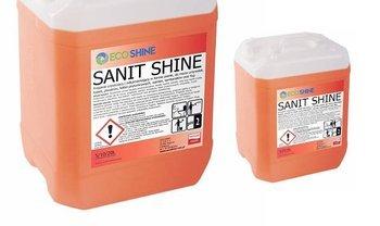 ECO SHINE SANIT SHINE 5L PIANKA mycie i odkamienianie toalet