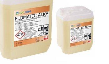 FLOMATIC ALKA 10L maszynowe mycie podłóg mocno zabrudzonych