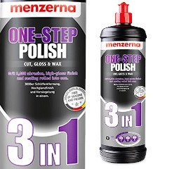 MENZERNA 3in1 ONE STEP POLISH pasta polerska