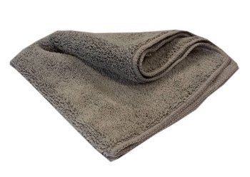 Mikrowłókno 40x40cm Ścierka Ręcznik Szary PUSZYSTY