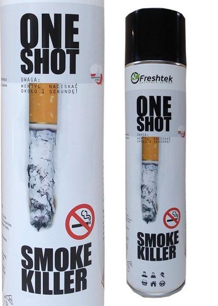 One Shot SMOKE KILER neutralizacja Dymu Papierosow