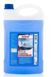 Płyn do spryskiwaczy zimowy -20°C 4L SONAX
