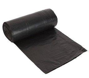 WORKI NA ODPADY na śmieci 120L 25sztuk czarne