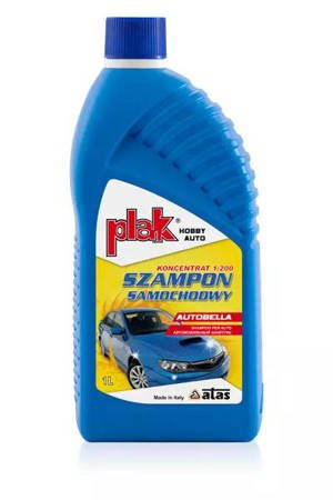 ATAS AUTOBELLA szampon samochodowy 1L koncentrat