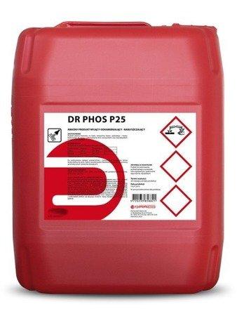 DrPhos P25 myje odkamienia nabłyszcza kwasowy 24kg