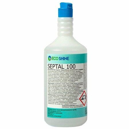 ECO SHINE SEPTAL 100 1L mycie i dezynfekcja powierzchni