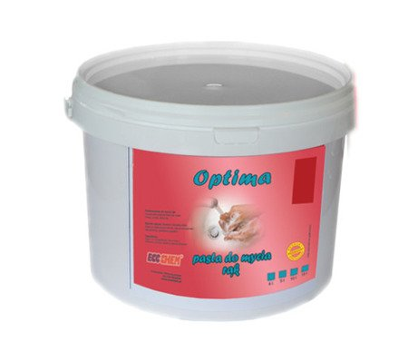 Ecochem OPTIMA 10L Krem do mycia rąk ścierny Pasta BHP