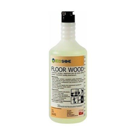 FLOOR WOOD 1L mycie paneli parkietu podłóg drewn