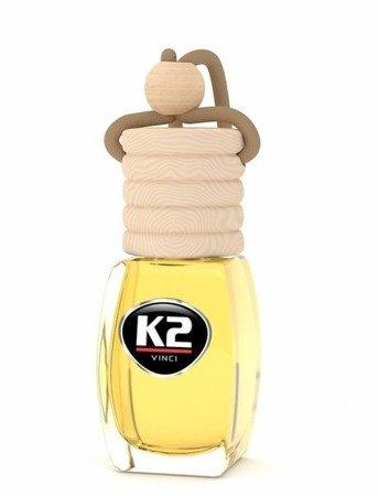 K2 VENTO Zapach samochodowy 8ml LEMON cytryna stopniowa aplikacja