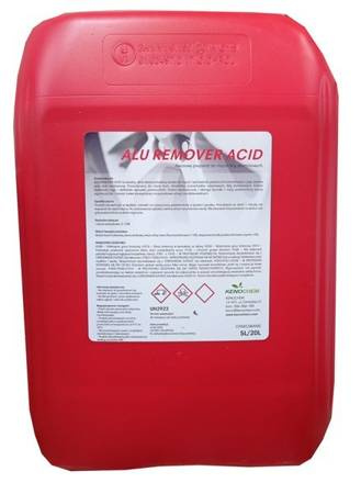 Kenochem REMOVER ACID ALU 20L mycie aluminium