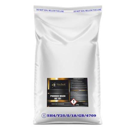 Youtech POWDER WASH AG 101 25kg szampon w proszku